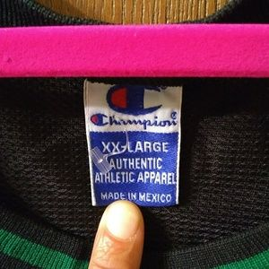 8d4d85d6f Champion Shirts - Vintage Champion MN Timberwolves XXL Jersey  10
